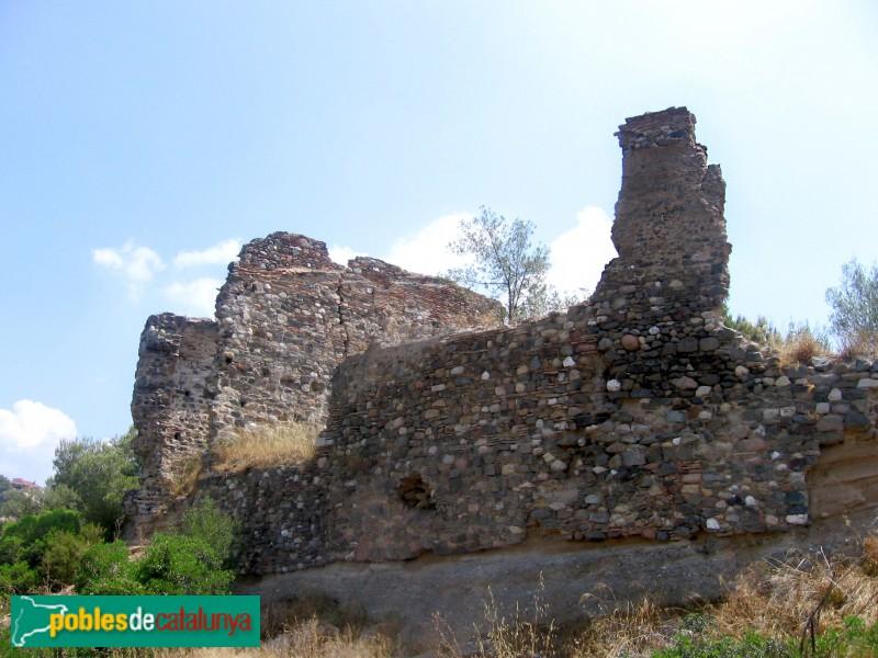 Abrera - Castell de Voltrera