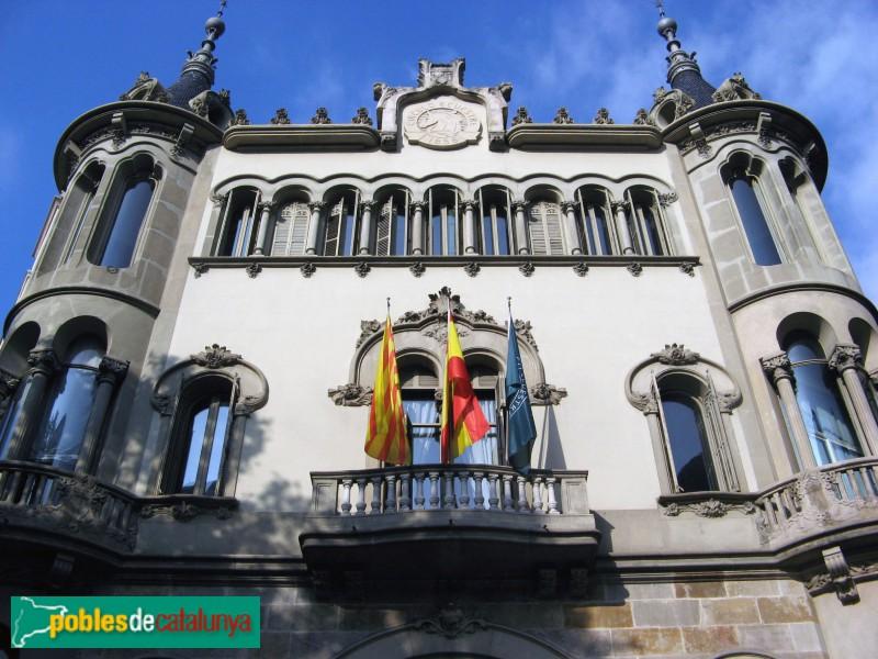Barcelona - Círculo Ecuestre