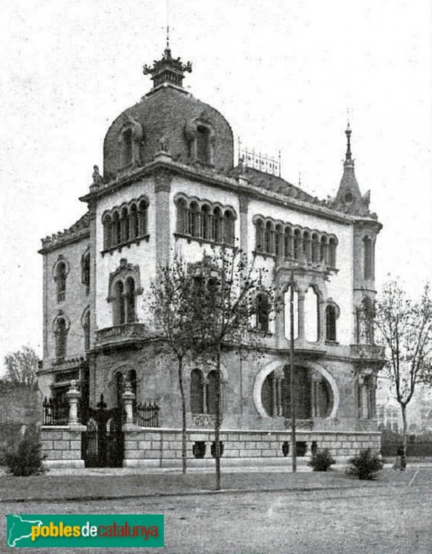 Barcelona - Casa Pérez-Samanillo (Círculo Ecuestre)