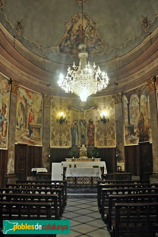 Vilafranca - Basílica de Santa Maria, capella del Santíssim