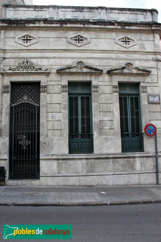 Vilafranca del Penedès - Casa Antoni Jané