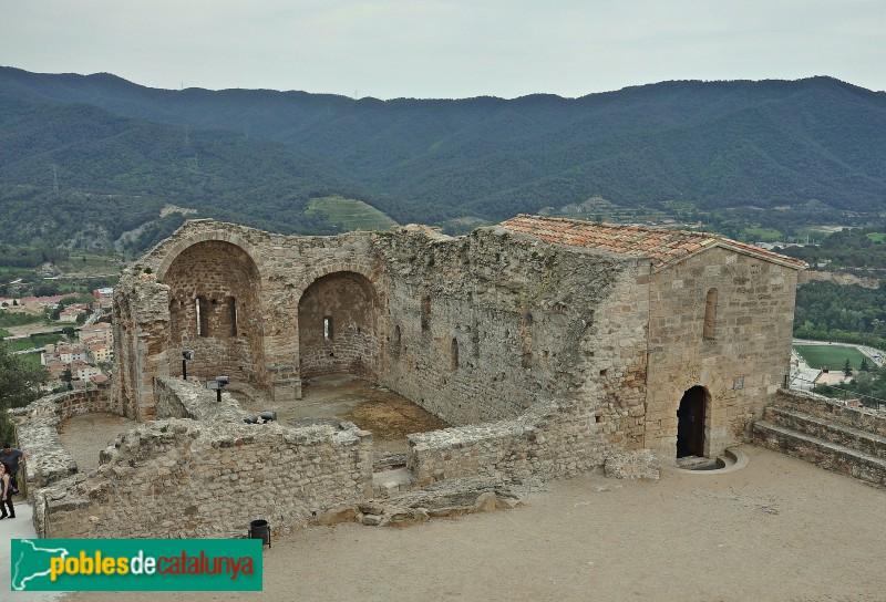 La Pobla de Claramunt - Santa Maria del castell