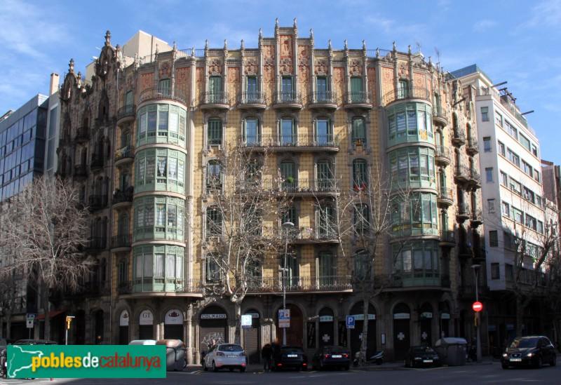 Barcelona - París, 180