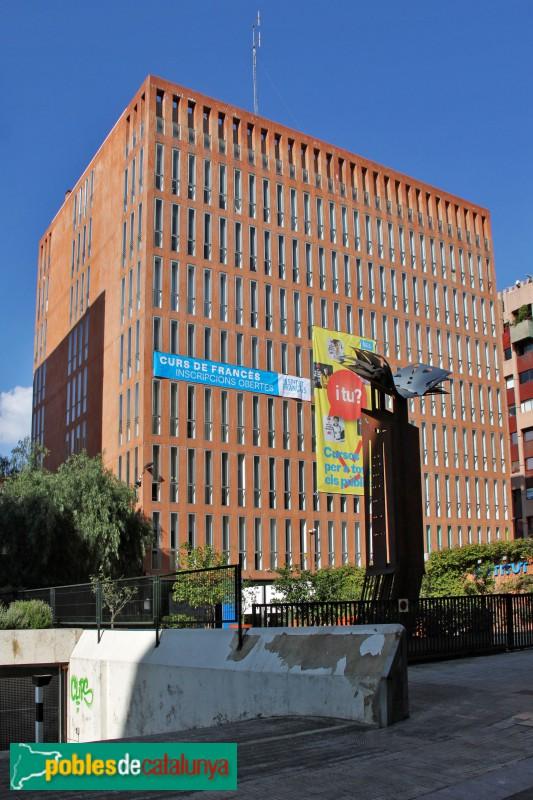 Institut franc s barcelona diagonal travessera - Institut frances de barcelona ...
