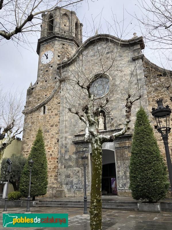 Malgrat de Mar - Església