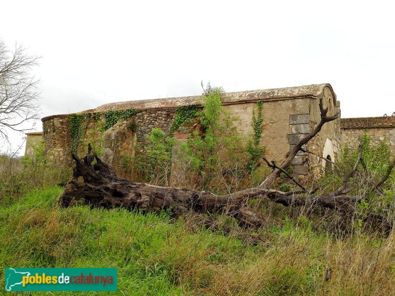 Peralada - Sant Amanç de Morassac