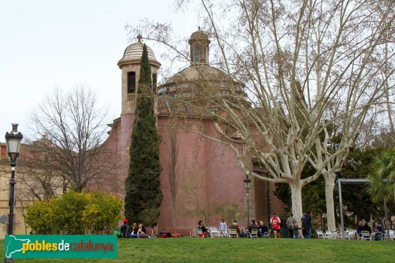 Barcelona - Església de la Ciutadella
