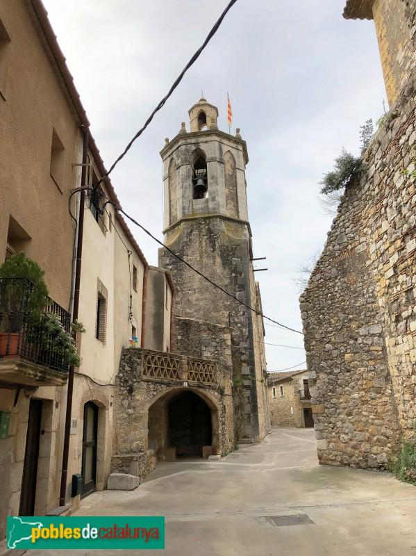 Sant Mori - Església de Sant Maurici