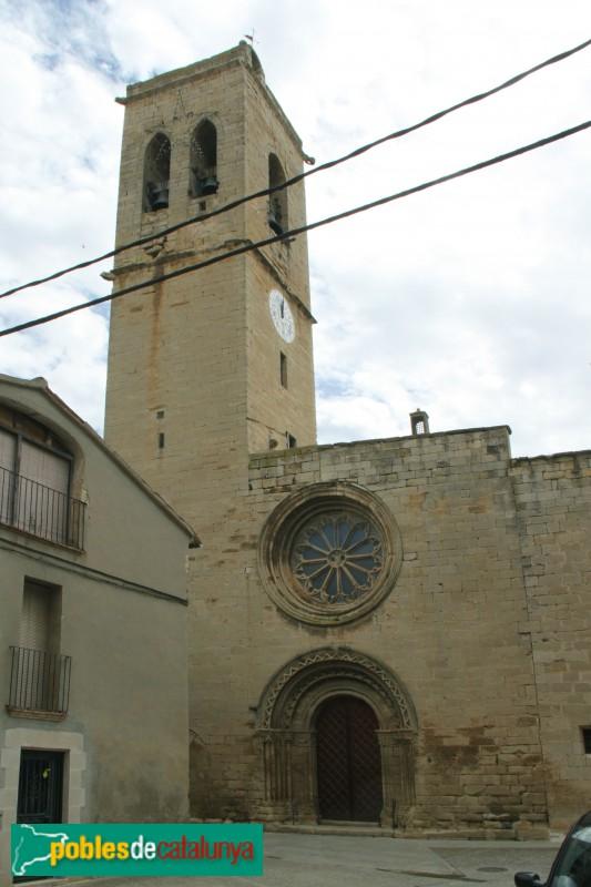 Verdú - Església de Santa Maria