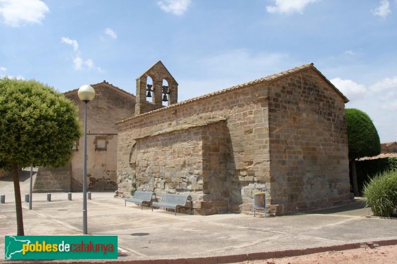 Tàrrega - Església de Sant Gil (Riudovelles)