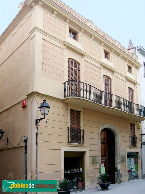L'Arboç - Can Rossell (Casa de Cultura)
