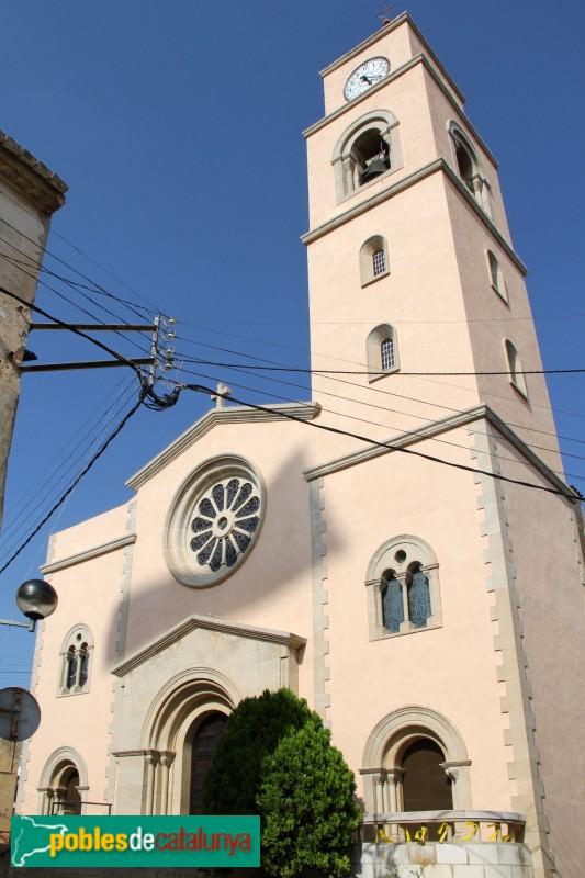 Església de Sant Llorenç - Llorenç del Penedès - Pobles de Catalunya