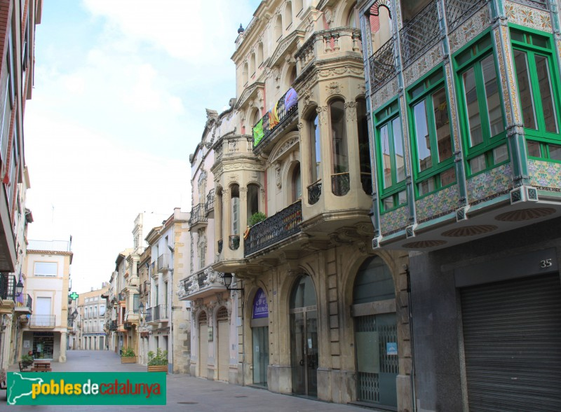 Foto de L'Arboç - Carrer Major