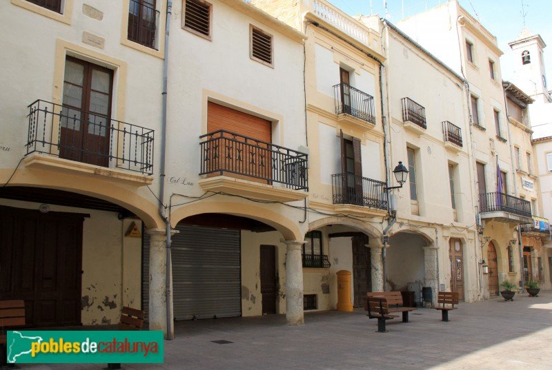 L'Arboç - Carrer Major