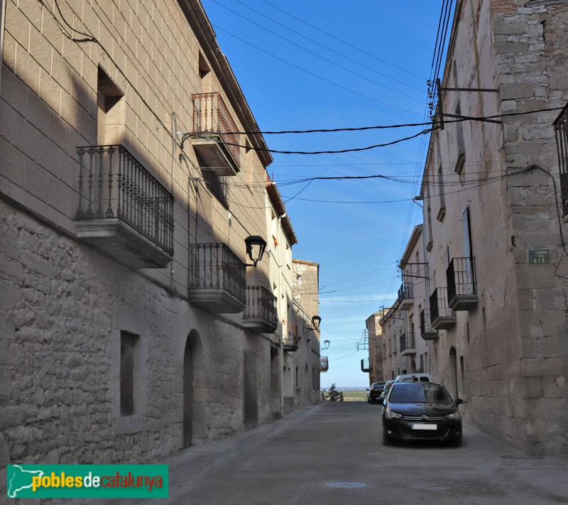 Belianes - Carrer Major