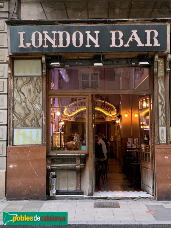 Barcelona - London Bar