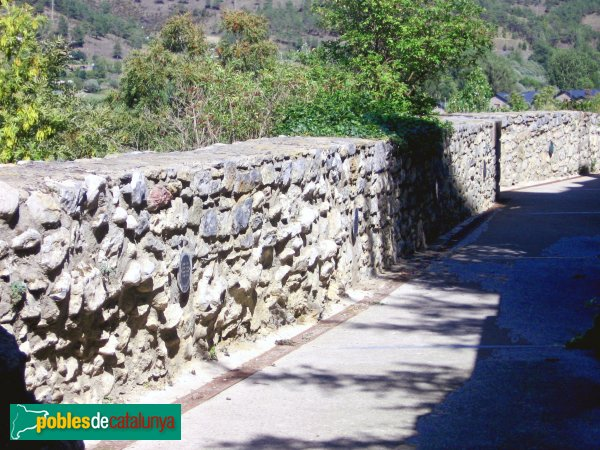 Bellver - Muralles