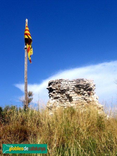 Collbató - Castell