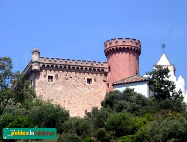 Castelldefels - Castell i església