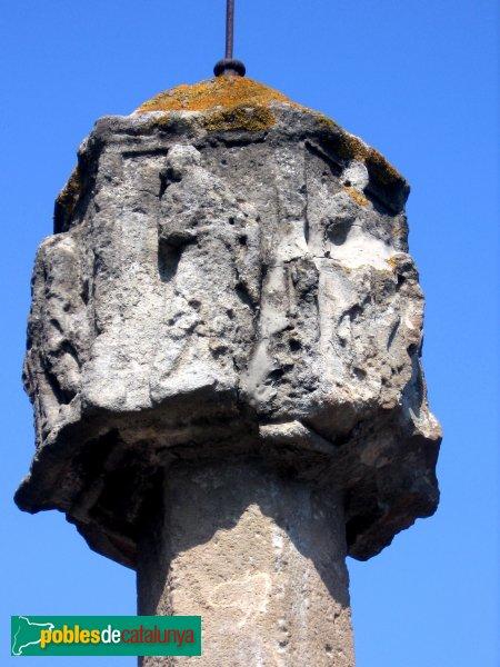 Castelldefels - Creu de terme de Can Vinyes