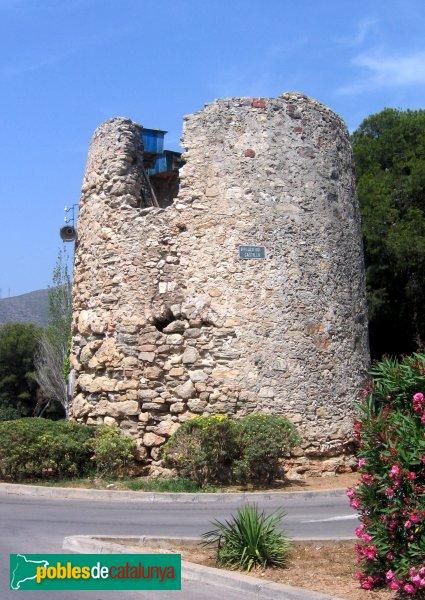 Castelldefels - Torre del Castell