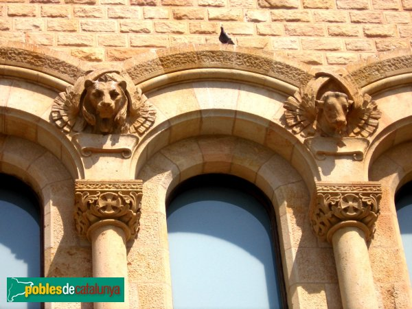 Castelldefels - Església
