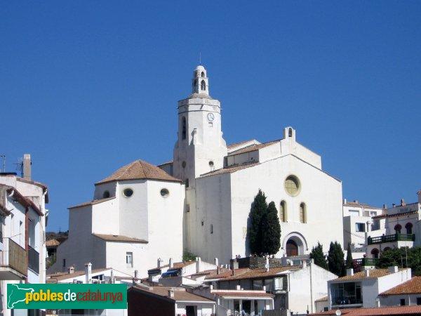 Cadaqués - Església