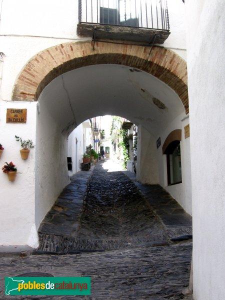 Cadaqués - Portal - PdC 2006