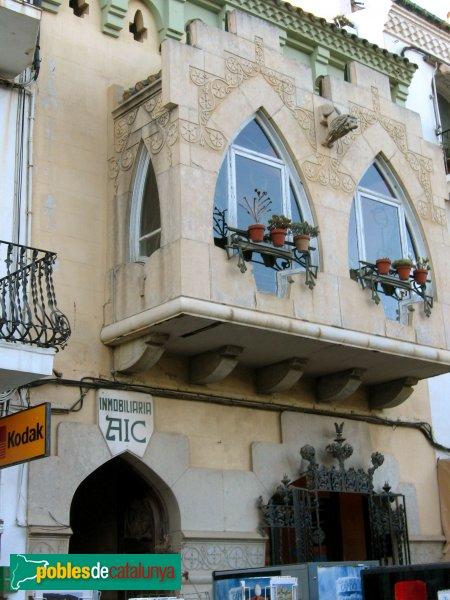 Cadaqués - Casa Passeig - PdC 2006