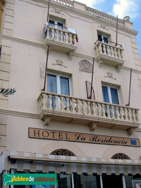 Cadaqués -  Hotel - PdC 2006