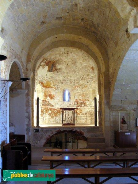 Calafell - Santa Creu del castell