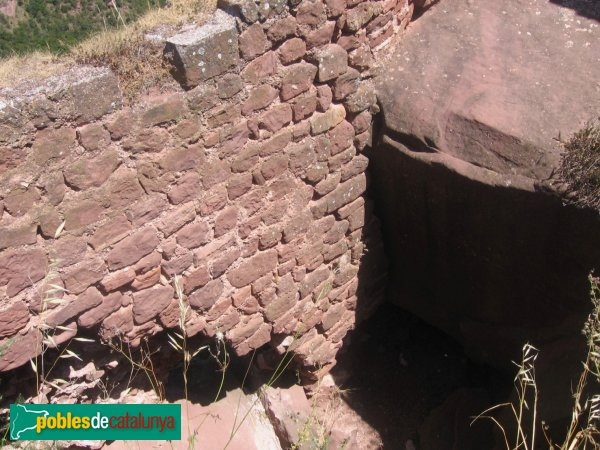 Gavà - Castell d'Eramprunyà