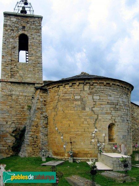 Isòvol - Santa Maria d'All