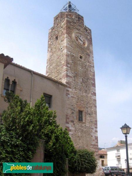 Olesa de Montserrat - Torre del Rellotge