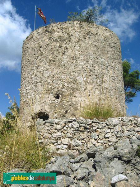 Olivella - Castell i molí- PdC 2006