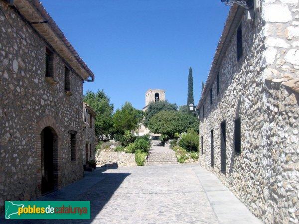 Olivella - Nucli antic
