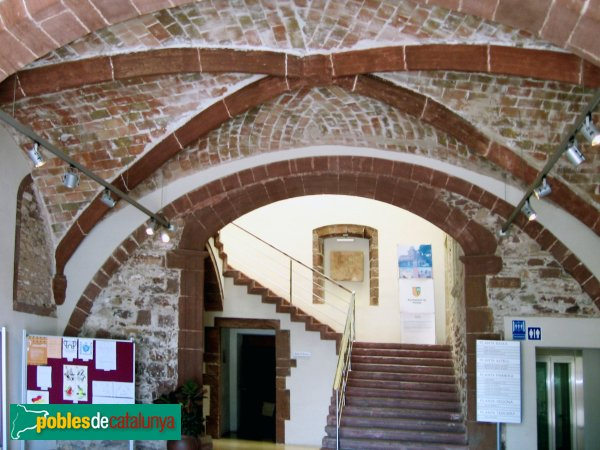 Pallejà - Castell, voltes
