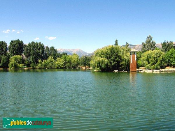 Puigcerdà - Estany i parc
