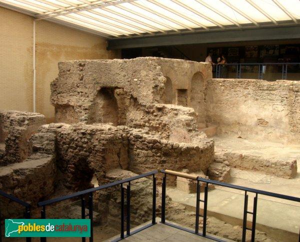 Sant Boi de Llobregat - Termes romanes