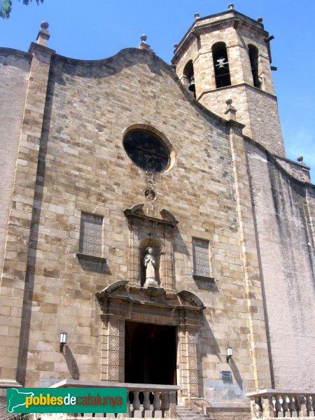 Sant Boi de Llobregat - Església