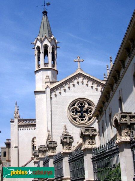 Sant Boi de Llobregat - Església del Psiquiàtric