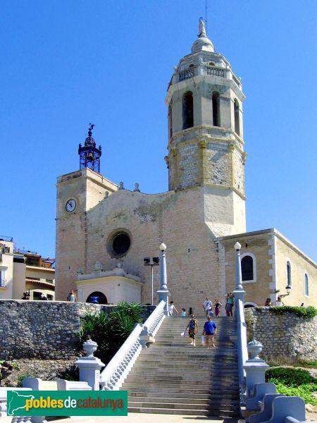 Sitges - Església