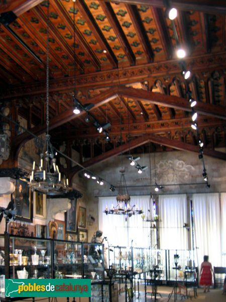 Museu Cau Ferrat - Sitges - La Vila Vella - Pobles de Catalunya