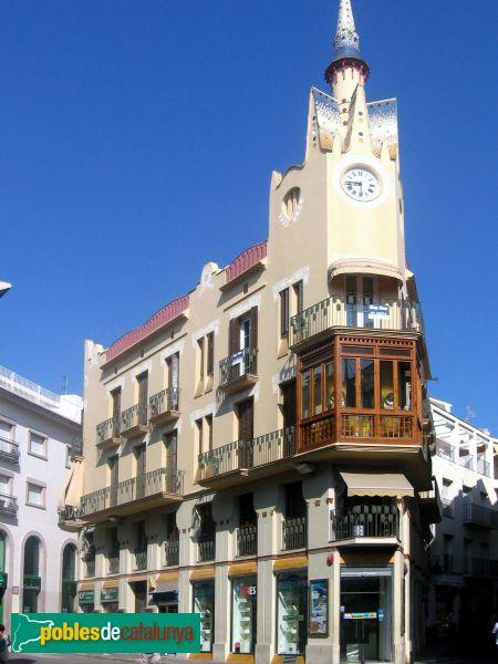 Sitges - Casa Bartomeu Carbonell