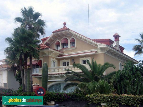 Sitges - Conjunt Terramar - Casa Carlos Fradera
