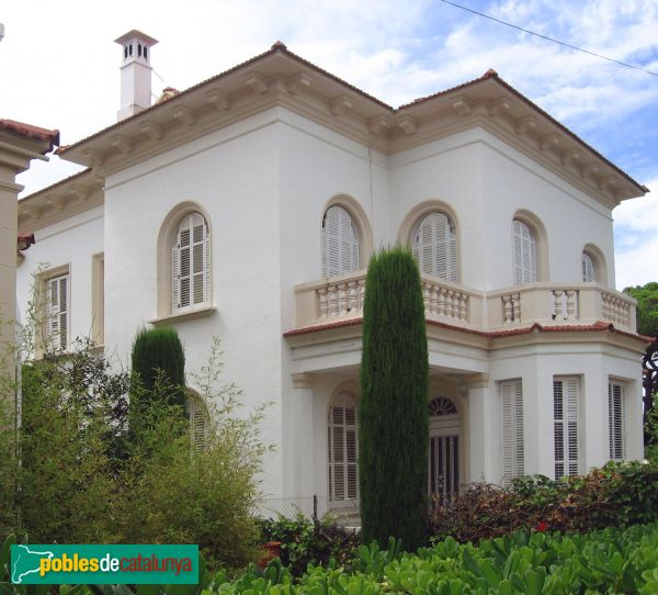 Sitges - Villa Teresita