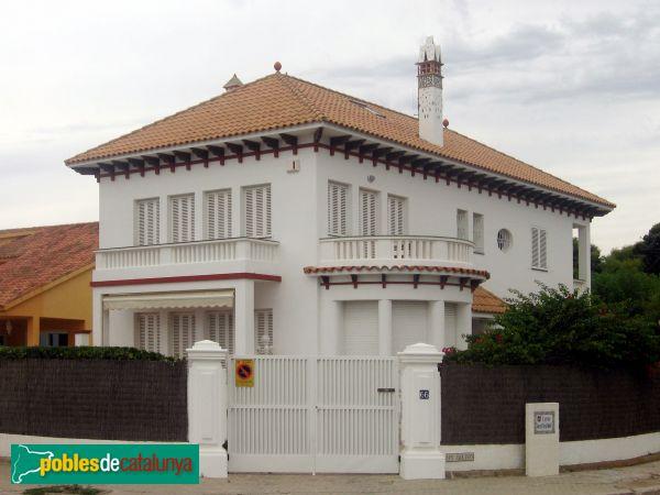 Sitges -  Casa Bori Cirera