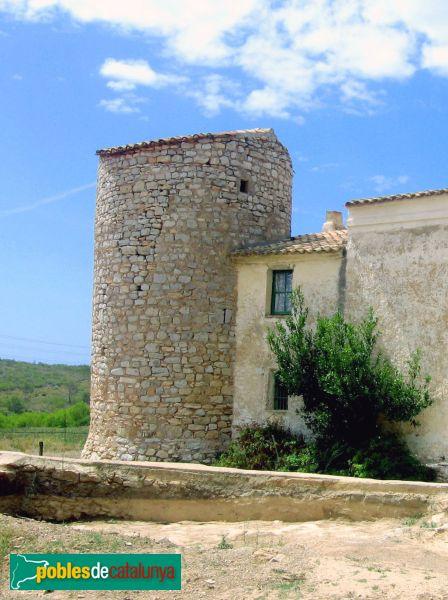Sitges - Torre de Ca l'Amell - PdC 2006