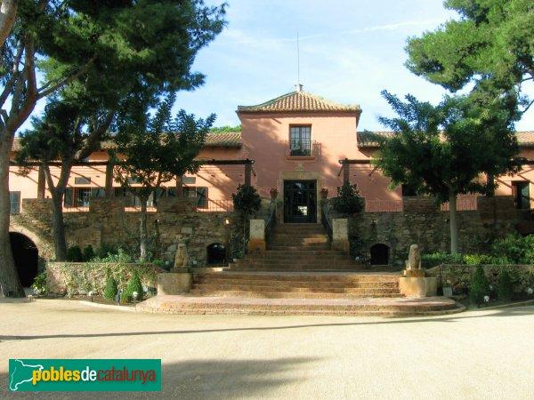 Esplugues de Llobregat - Torre dels Lleons