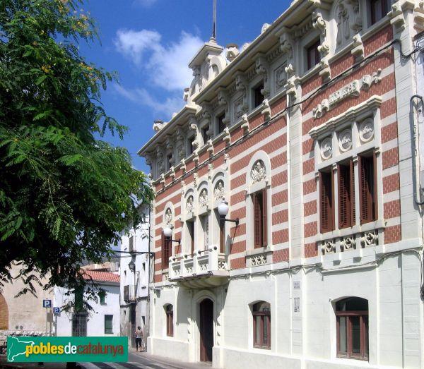 Sant Pere de Ribes - Casa de la vila